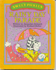 Rainy Day Parade by Jacquelyn Reinach (1981, Hardcover)