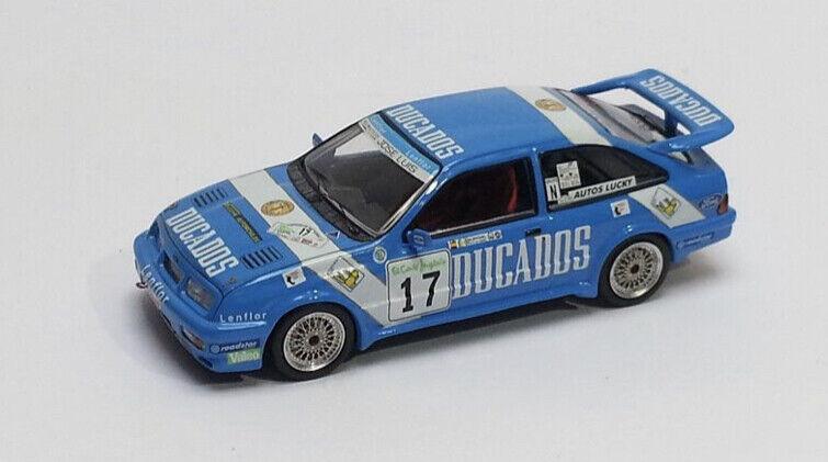 Pites 1 43; Ford Sierra Cosworth; Santana; Rally El Corte Ingles 1988