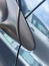 NEW NISSAN VERSA 2012-2016 SEDAN FRONT RIGHT SIDE FENDER TRIM / MIRROR FINISHER