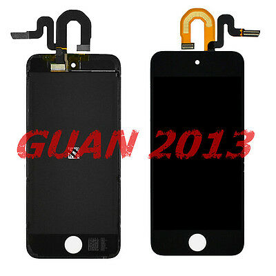 WOW LCD Touch Screen Digitizer Assembly For iPod Touch 6 6th A1574 Black