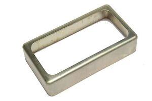 Open-Humbucker-Pickup-Cover-Unplated-Nickel-Silver