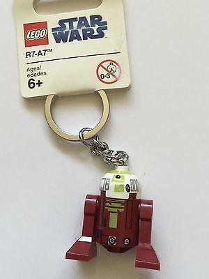 LEGO Star Wars R7-A7 Droid Key Chain 852548 by LEGO