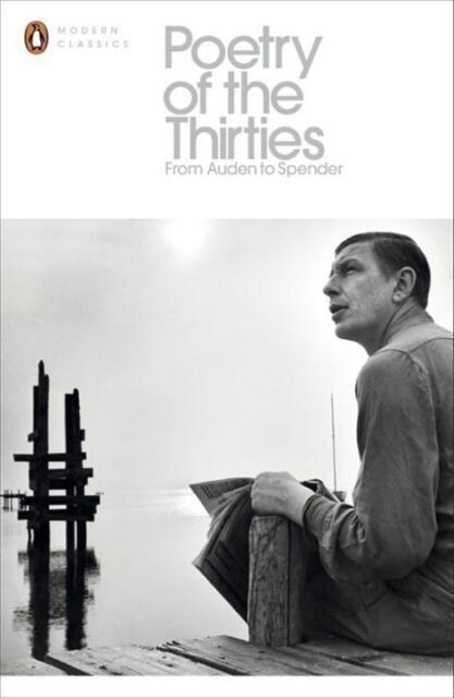 Poetry of the Thirties von Robin Skelton (2000, Taschenbuch)