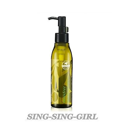 Innisfree Olive Real Cleansing Oil 150ml Cleanser sing-sing-girl