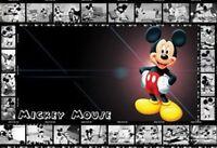 Mickey Mouse Fridge Magnet. 4 X 5. Disneyland. Film Strip.....free Shipping