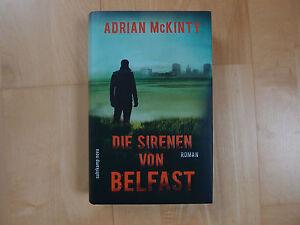 Adrian McKinty - Die Sirenen von Belfast - gebundene Ausgabe Suhrkamp - <span itemprop='availableAtOrFrom'>Tholey, Deutschland</span> - Adrian McKinty - Die Sirenen von Belfast - gebundene Ausgabe Suhrkamp - Tholey, Deutschland