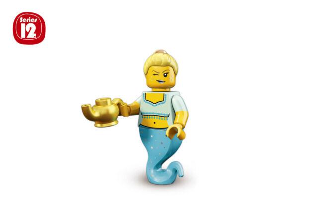 Lego Minifigures Serie 12, 71007 - Ragazza Genio / Genie Girl 15/16