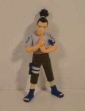 """2002 Shikamaru Nara 3"""" Action Figure Naruto Shonen Jump Shippuden"""