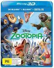 Zootopia (Blu-ray, 2016)