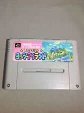 """Super Mario World 2: Yoshi's Island, Super Famicom (Super NES Japanese Import)"""