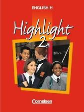 English H. Highlight 2 Roderick Cox Lernbuch