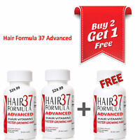 Hair Formula 37 Advanced Special No Coupon Code Required 3 Mo Supply Super Deal