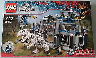 LEGO® Jurassic World 75919 Indominus Rex Breakout Ausbruch  Neu & OVP new sealed