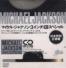 Michael Jackson - Mini album CD 3 pouces - édition japonaise