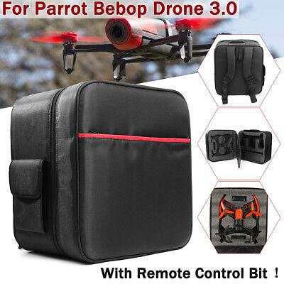 Carrying Shoulder Bag Backpack Case Box Travel Pouch For Parrot Bebop Drone 3 0 6034328113108 Ebay