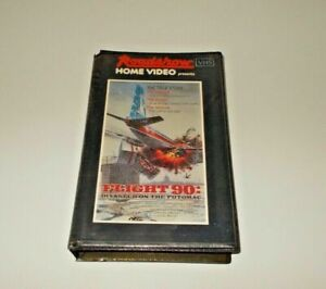 Flight-91-VHS-Pal-Roadshow-Big-Box-ex-rental