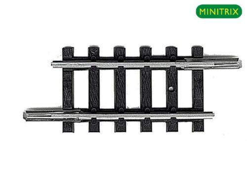 NEU + Minitrix 14908 Gleis gerade 27,9 mm