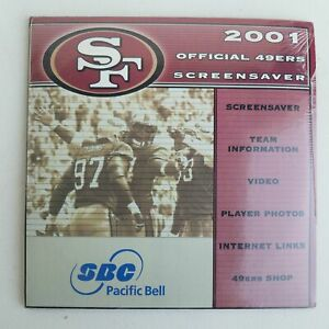 Pacific Bell SF 2001 49Ers Screensaver