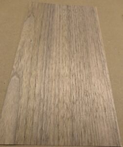 Details About Walnut Wood Veneer 6 5 X 12 Raw No Backing 1 42 Thickness A Grade Quality