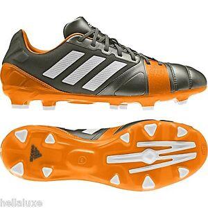 NEW~Adidas NITROCHARGE 2.0 TRX FG Soccer Football Cleats MiCOACH Shoes~Mens sz 9