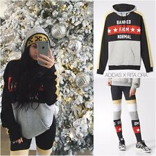 ADIDAS x RITA ORA 2 Piece Banned From Normal Hoodie Sweatshirt & Leggings, SMALL