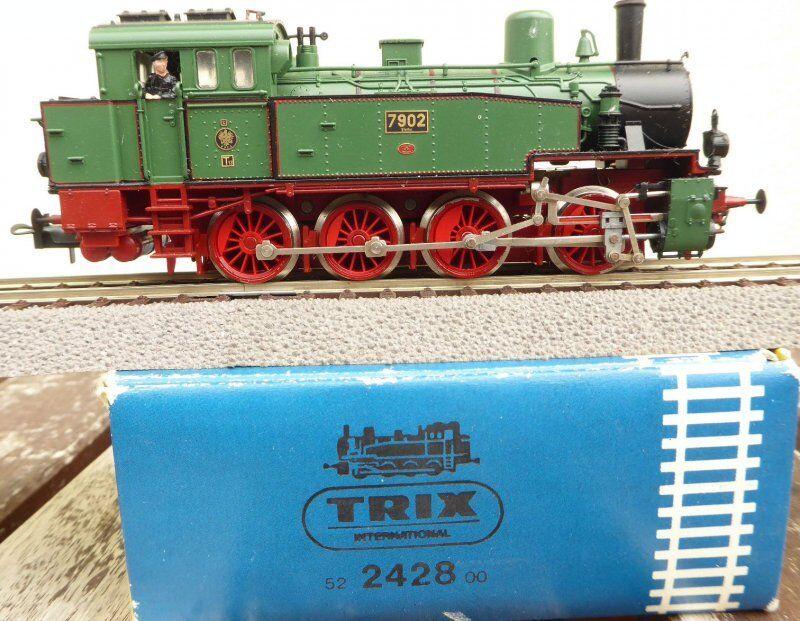 Gebhardt Reitz modellllerlermaking H0 på Trix Basic Steam Locomotive Tender T 13