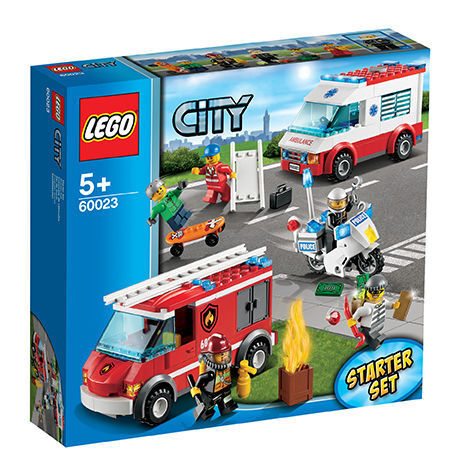 LEGO City  Starter-Set (60023)