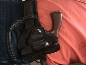"""Kleine Revolver Products Are Sold Without Limitations Accessories Quick Defense Revolverholster Fur 2 """"rahmengrosse Sporting Goods"""