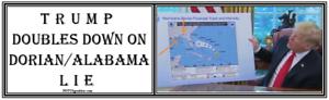 anti-Trump-DORIAN-ALABAMA-MAP-humorous-political-bumper-sticker