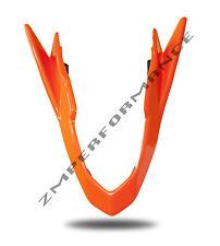 NEW SUZUKI LTR450 LT450R LTR 450 06 - 13 ZEST ORANGE PLASTIC HEADLIGHT TRIM
