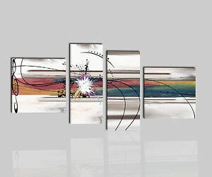 Quadri Moderni Per Ufficio : Quadri moderni astratti dipinti a mano su tela beige per salone o