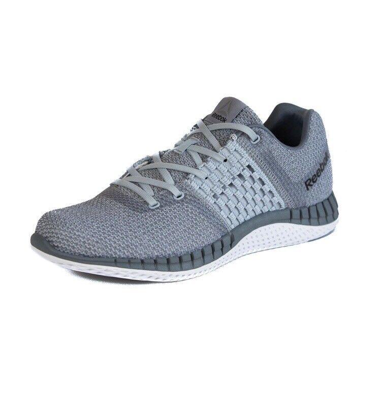 reebok zprint zprint reebok courir ultraknit des chaussures de course, nuages gris poussi f3c007