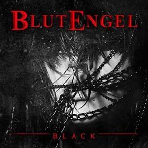 BLUTENGEL-BLACK-CD-NEU