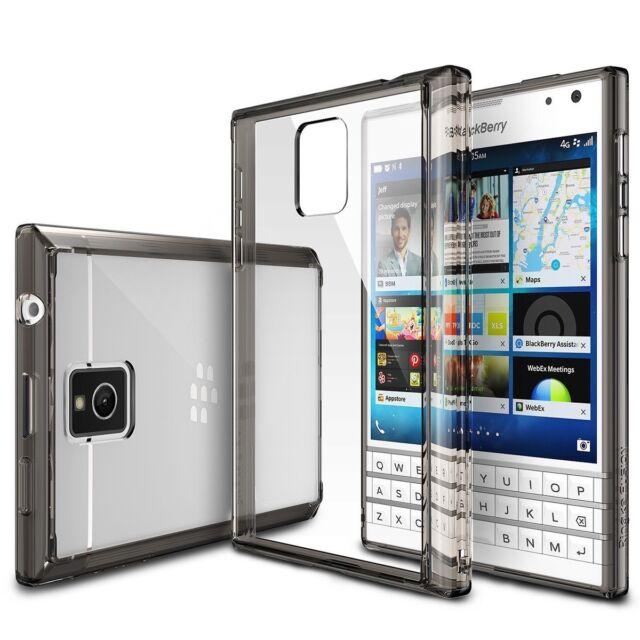 Ringke Fusion Blackberry Passport Case Smoke Black- Eco Package