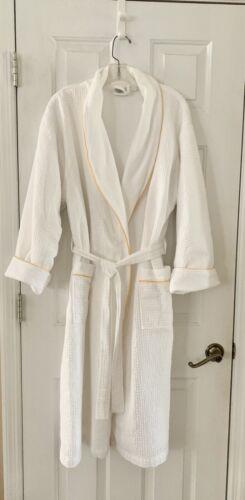 International Spa Acadimy TERRY CLOTH BATH ROBE-LA