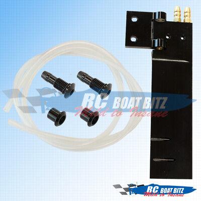 Proboat UL-19 Dual outlet rudder kit UL110K