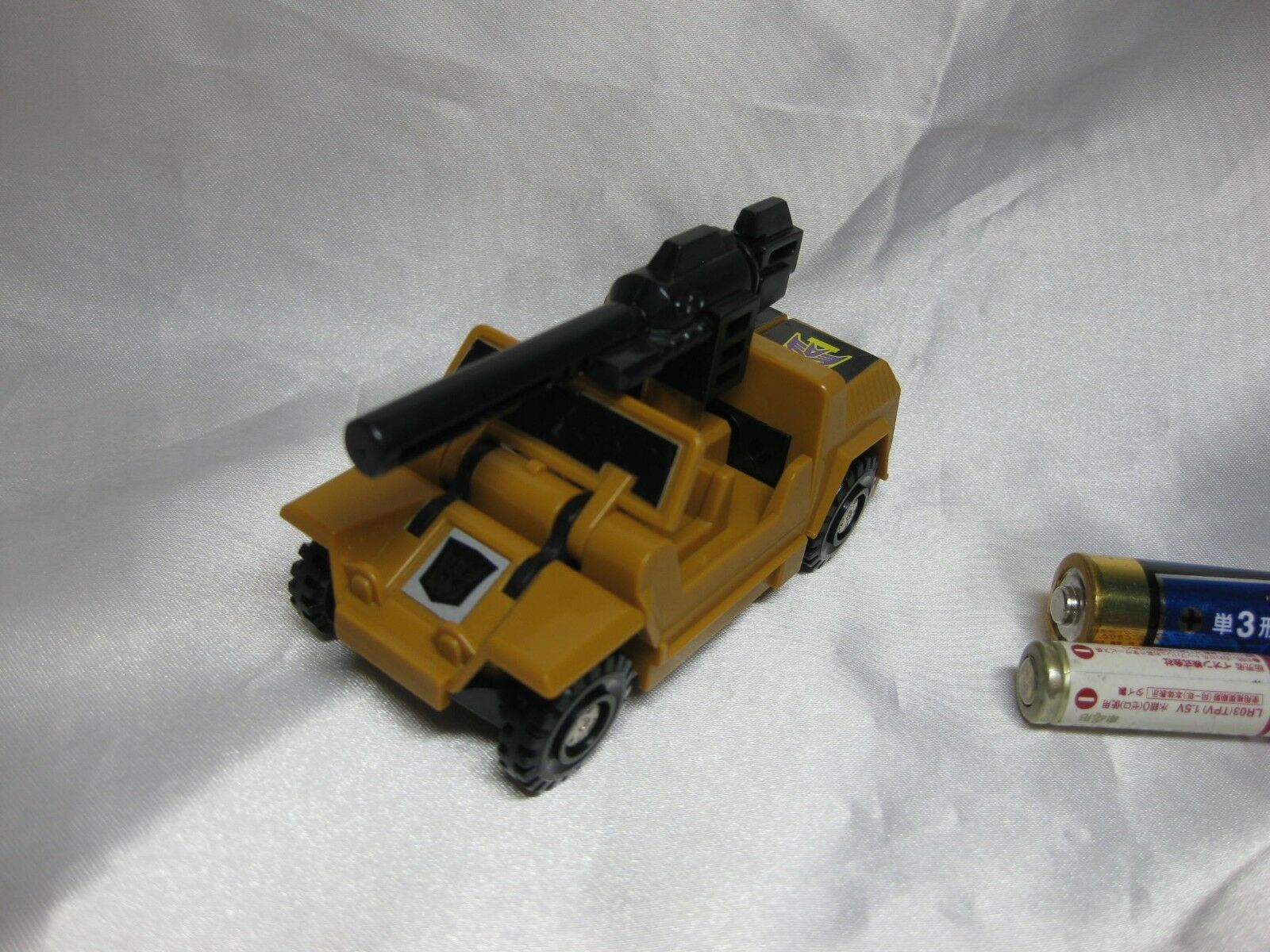 Very Rare Trans formers G1 D-68 Swindle Bruticus Takara 1986 from JAPAN