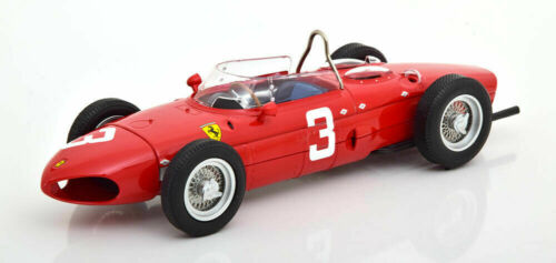 Ferrari 156 sharknose gp nurburgring conde Berghe V trips 1961 1:18 CMR 167 New *
