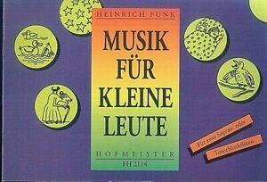 Heinrich-Funk-Musik-fuer-Kleine-Leute-fuer-2-Floeten