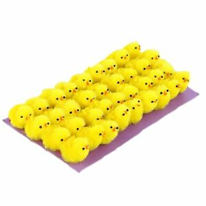 36-Pcs-Easter-Chicks-Decoration-Children-DIY-Easter-Egg-Bonnet-Small-Cute-Gifts