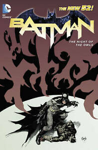 Batman-Night-Of-the-Owls-DC-COMICS-The-New-52-By-Scott-Snyder-Hardcover
