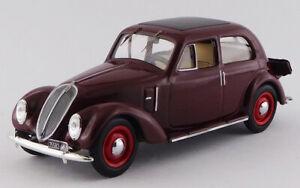 Coche-Auto-Escala-1-43-rio-Fiat-1500-6C-diecast-miniaturas-automodelismo-New