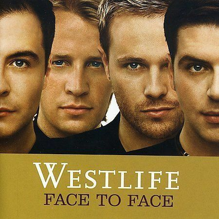 1 of 1 - WESTLIFE Face To Face CD BRAND NEW