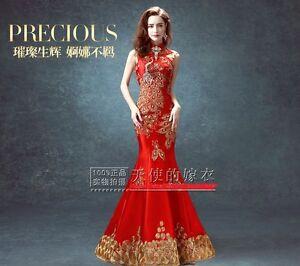 chinese wedding dress qipao kua kwa cheongsam 31c many sizes new