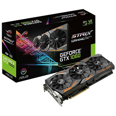 ASUS ROG Strix GeForce GTX 1060 6GB