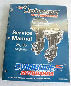 1974-1991 60-235 hp johnson evinrude service manual