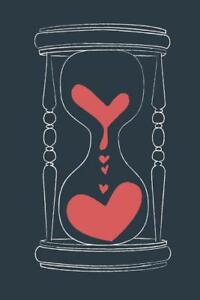 Forever-Love-Hourglass-Romantic-Art-Print-Poster-24x36-inch