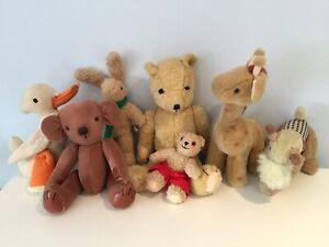 Collection de nounours à collectionner Old Bear de Jane Hissey