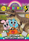 The Amazing World of Gumball Sticker Activity Book by Hardie Grant Egmont (Paperback, 2015)