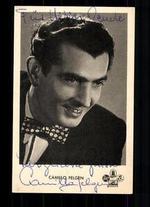 Camillo Felgen Autogrammkarte Original Signiert ## BC 38851 - Niederlauer, Deutschland - Camillo Felgen Autogrammkarte Original Signiert ## BC 38851 - Niederlauer, Deutschland